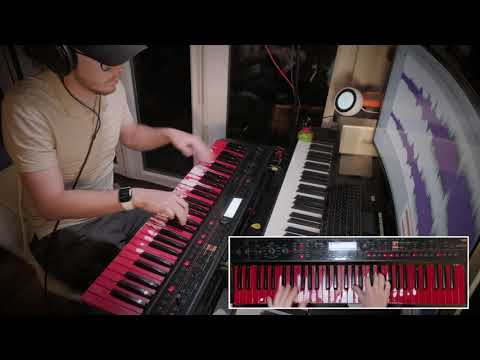 Alestorm - Keelhauled (Elliot Vernon keyboard playthrough)