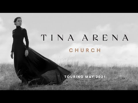 Tina Arena - Church (Official Video) Premiere