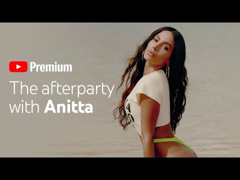 [LIVE] Anitta - YouTube Premium afterparty