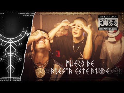 DUKI - Muero de Fiesta Este Finde (Concept Album) ft. Ca7riel