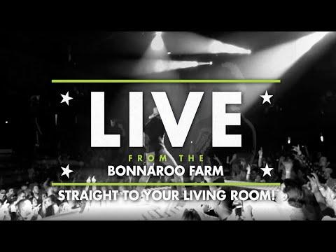 WATCH JASON ALDEAN: LIVE FROM THE BONNAROO FARM via LIVESTREAM