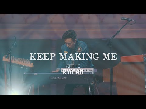 Sidewalk Prophets - Keep Making Me (Live From The Ryman)