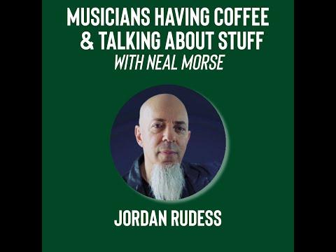 Musicians Having Coffee & Talking About Stuff - Episode 9 - Jordan Rudess
