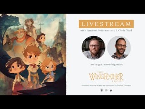 Wingfeather Saga: Live Announcement