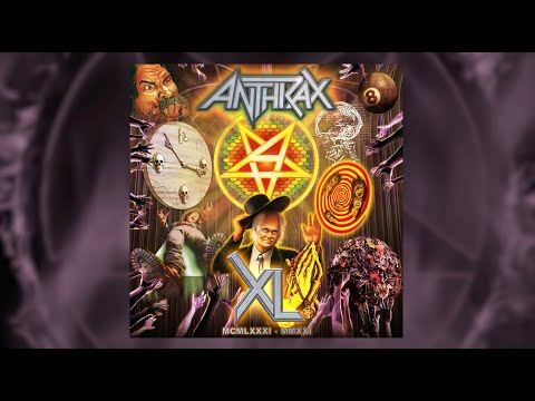ANTHRAX ANNOUNCES 40TH ANNIVERSARY CELEBRATIONS