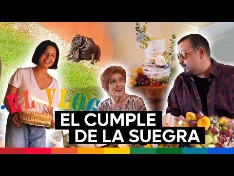 Pepe Aguilar - El Vlog 273 - El cumple de la suegra