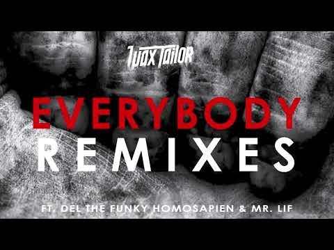 Wax Tailor - Everybody  [WT Remix Instrumental)