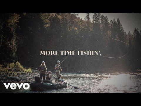 Thomas Rhett - More Time Fishin' (Lyric Video)