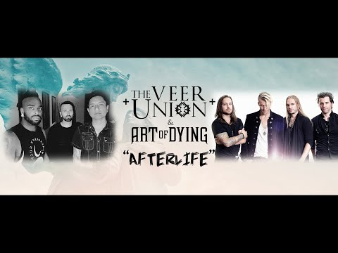"""The Veer Union feat. Art Of Dying - """"Afterlife"""" (Official Lyric Video)"""