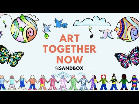 OK Go Sandbox - Art Together Now (Nature Version)