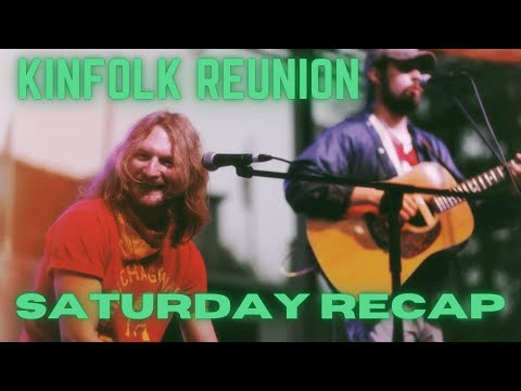 Kinfolk Reunion Saturday Recap | Sundy Best