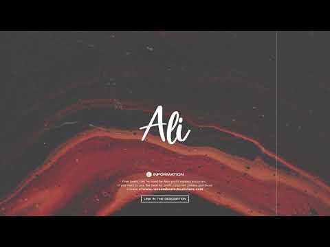 """Ali"" - Burna boy x Afrobeat Type Beat | FREE"