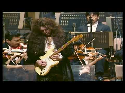Yngwie Malmsteen - Icarus' Dream Suite Op.4 Japanese Philharmonic Orchestra
