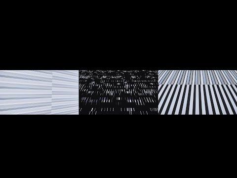 Ryoji Ikeda Presents: test pattern