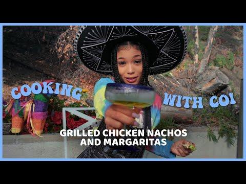 Cooking With Coi Leray - Chicken Nachos and Margaritas (Cinco De Mayo Edition)