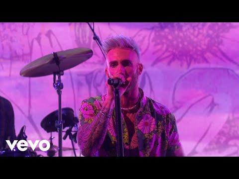 Maroon 5 - Beautiful Mistakes ft. Megan Thee Stallion (Live on Ellen)