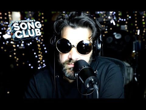 """Bob Schneider -Song Club #50 """"The Man From Outer Space"""""""