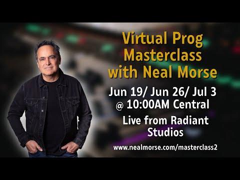 Neal Morse - Virtual Masterclass 2: Prog - Trailer