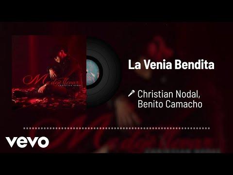 Christian Nodal - La Venia Bendita (Audio) ft. Benito Camacho