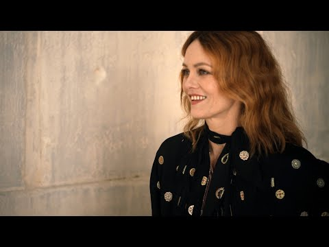 Vanessa Paradis in Conversation With Caroline de Maigret For The Cruise 2021/22 Show — CHANEL Shows