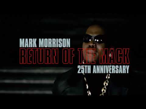 Mark Morrison - Return of The Mack (25th Anniversary Vinyl) Pre-order now