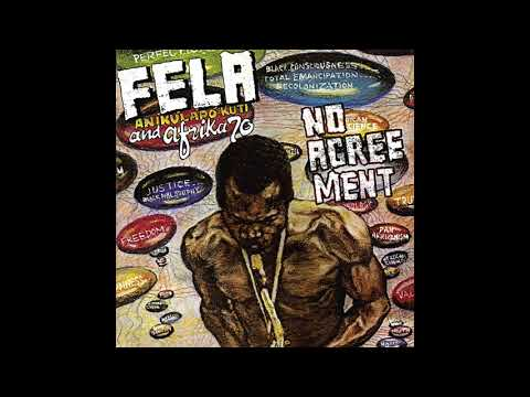 Fela Kuti - No Agreement (Edit) (Official Audio)