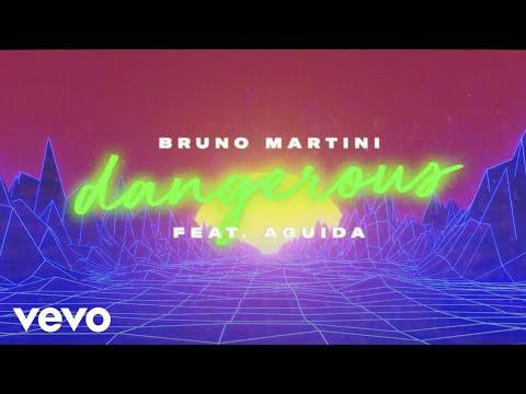 Bruno Martini, AGUIDA - Dangerous (Lyric Video)