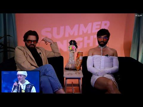 #OZAA Vanessa Dulhofer: Bring Me Some Water (Melissa Etheridge) #starmania #reactionvideo