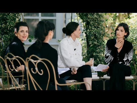 Literary Rendezvous at Rue Cambon: Girl. Carte Blanche to Anne Berest — CHANEL Events