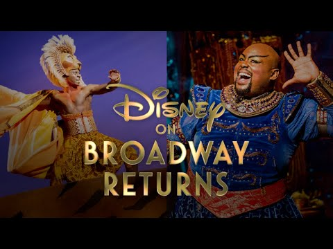 Disney on Broadway Returns - September 2021