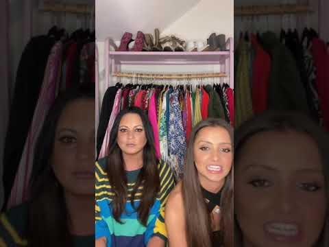 Sara Evans - Closet Chaos with Callista Clark