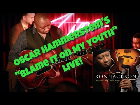 """""""Blame It On My Youth"""" LIVE #live #7stringguitar #blameitonmyyouth"""