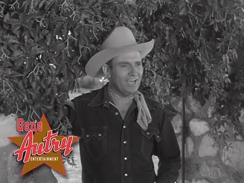 Gene Autry - I'm Beginning to Care (The Gene Autry Show S1E18 - The Fight at Peaceful Mesa 1950)