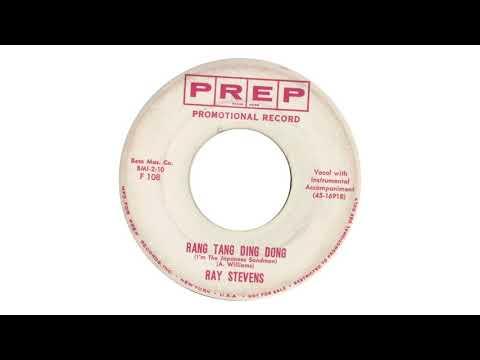 "Ray Stevens - ""Rang Tang Ding Dong (I'm The Japanese Sandman)"" (Official Audio)"