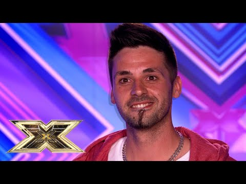 Ben Haenow sings Bill Withers' 'Ain't No Sunshine' | Auditions | The X Factor UK