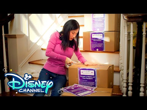 Sabrina and LILAC | Use Your Voice | Disney Channel