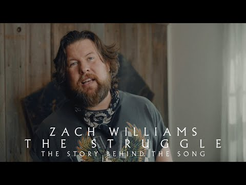 """Zach Williams - Story Behind The Song - """"The Struggle"""""""