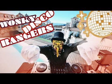 Claptone: Wonky Disco Bangers   Livestream