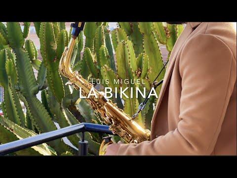 """LA BIKINA """"LUIS MIGUEL"""" Saxophone cover by Samuel Solis Musica para relajarse y estudiar."""