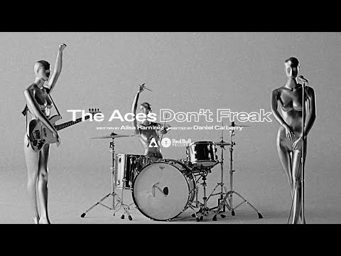 The Aces - Don't Freak (Official Music Video)