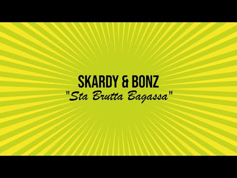 """Sta bruta bagassa - Skardy & Bonz al lavoro su """"Figa e Sfiga"""" (making of)"""