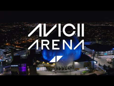 Avicii Arena - For A Better Day
