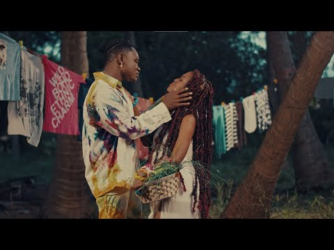 Mbosso - Kiss Me (Official Music Video)