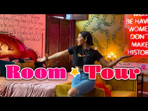 Ángela Aguilar - Mi Vlog #86 - Room Tour