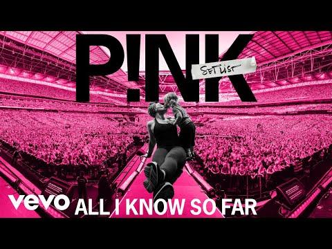 P!NK - Walk Me Home (Live (Audio))