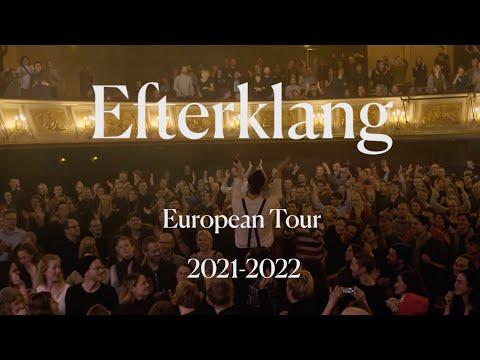 Efterklang European Tour 2021-2022