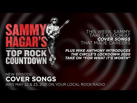 """Cover Songs"" Sammy Hagar's Top Rock Countdown"