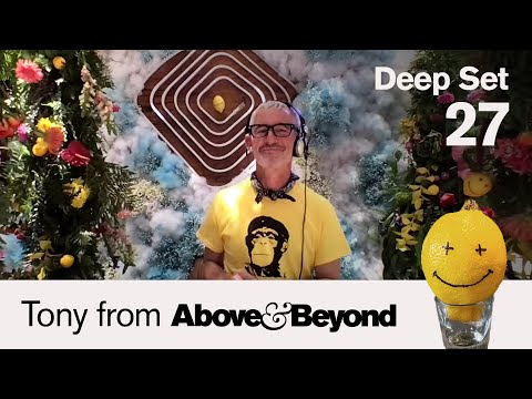 Tony from A&B: Deep Set 27   8-hour DJ set   Miami Closing Party w/ special guests