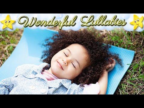 Best Of Wonderful Lullabies ♥ Relaxing Baby Sleep Music Nursery Rhymes For Sweet Dreams ♫ Good Night