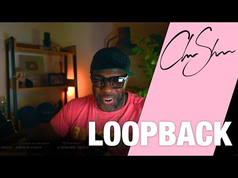 Loopback is perfect for live stream audio | Club Shada